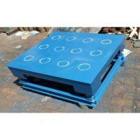 广安砌墙砖抗压强度试验制备震动设备砌墙砖抗压强度磁力振动台