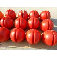高空线缆航空警示球厂家直销直径340防腐蚀重量轻抗紫外线老化复合材料警示球模具加工