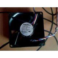 原装PAPST TYP8414NH 8CM 24V 2.4W 3线变频器散热风扇现货
