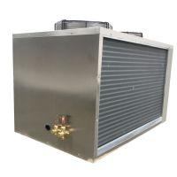 电镀液冷却器制冷恒温设备必须耐强碱强酸及腐蚀
