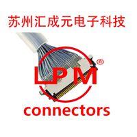 供应 I-PEX 20346-030T-32R LVDS 30P连接器