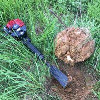 富兴 耐用铲头式大马力挖树机 带土球起苗机 链条式断根机