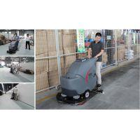 柳州洗地机耐用车间地面污垢清洗保洁快速刷洗干净