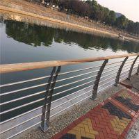 耀恒 不锈钢复合管防撞桥梁护栏厂家 支持护栏定制 复合管栏杆