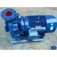 银川 新玛泵业热销ISW50-32-250管道清洗泵