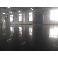 惠州龙门县厂房水泥地面起灰处理——车间旧地面翻新——水泥地固化抛光