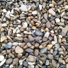 鹅卵石广东鹅卵石天然小石子铺路湿地工程过滤石材批发