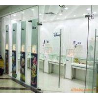 天津玻璃门定做,天津玻璃隔断设计133299936331
