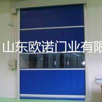 专业生产 pvc透明门帘制造的 快速卷帘门  密封 洁净 安全