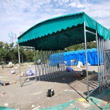 嘉兴大型活动仓库帐篷 布 南湖区那里做推拉雨棚图片地址