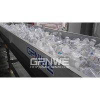 一次性塑料输液瓶破碎清洗回收生产线