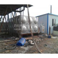西安恒压变频供水设备批发 西安无负压变频供水装置 RJ-2801