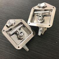 厂家直销友航不锈钢耐用钻机锁工程车机罩锁防水防震