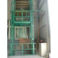 安阳市 文峰区启运QYGD导轨式货梯 简易货梯 小型室内货物运输升降机