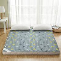 加厚床褥床垫1.5m床1.8m单人1.2米0.9米学生宿舍床垫海绵地铺睡垫
