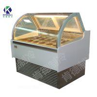豪华性爆款商用冰淇淋机冷柜雪糕机 甜筒冷冻柜 肯德正品全国联保