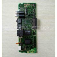 A20B-2101-0040发那科αi单轴驱动侧板刚性铜基板双面电路板特价