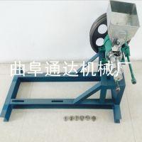 永年县 整粒玉米大米膨化机 十用空心棒机 小型玉米膨化机 通达直供