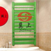 威海GWY45-62卫浴钢制暖气片 小背篓毛巾架散热器