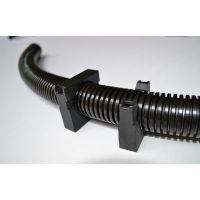 塑料软管固定支架固定座带盖或不带盖AD10-AD54.5