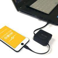 广东省手机数据线充电二合一高档充电线厂家直销