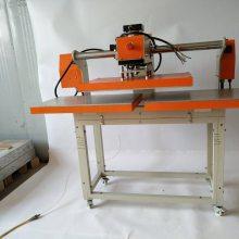 双工位摇摆式气动机 热转印机 半自动烫画机 40 50