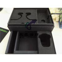 东莞耳机盒EVA内衬加工厂家耳机包装泡棉内托