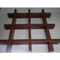 广东德普龙优质三角形铝合金格栅安装简单厂家销售