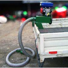 4.4寸大管径吸粮机 时产量12吨抽粮机 润丰牌