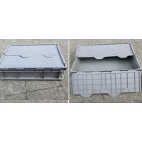 厂家供应KEF-ES6280带盖塑料周转箱烟草周转箱质优价廉选科尔福