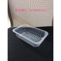 一次性耐高低温食品塑料盒 封盒机专用包装盒
