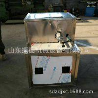 汽油机带动玉米膨化机 江米条机 电江米棍制做视频 振德 自产自销