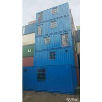 上海集装箱活动房,二手冷藏箱,二手集装箱开顶箱批发价出售租赁