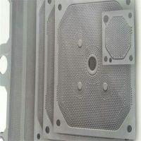 厂家直销压滤机滤板 压滤机隔膜滤板 增强聚丙烯过滤板 塑料