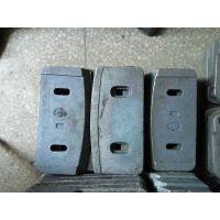 混凝土搅拌机JS500型搅拌衬板防护板叶片通用配件易损件