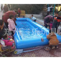 北京儿童游乐充气沙滩池益智娱乐项目