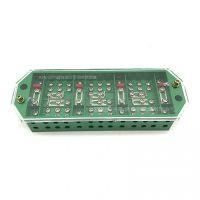 正品海燕FJ6/DFY1型三相四线电能计量联合电表箱接线盒绿色
