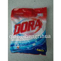 山东强盛日化处理 出口尾单DORA200g加酶加香洗衣粉