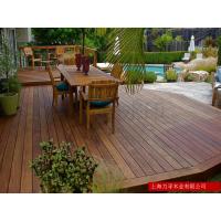 专业定制实木家具 地板 原木加工销售菠萝格 柳安木