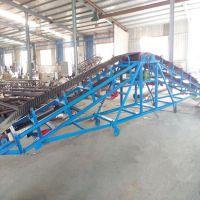 工厂防漏料带式输送机 兴亚移动式带式输送机厂家生产制作