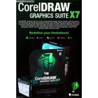 深圳代理供应 CorelDRAW X7 主流矢量图软件 确保低价