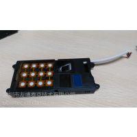 友博泰克研发设计UBTC-680指纹锁方案指纹锁模组