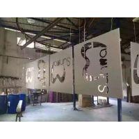 '德普龙'雕刻 雕花 镂空双曲铝单板幕墙最新报价