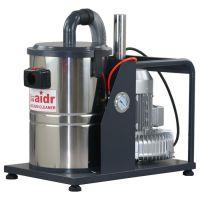 工业用吸尘器价格 打磨房吸粉尘打磨铁屑用威德尔配套吸尘器