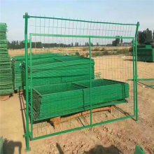 市政建设防护网 防攀爬围栏网 隔离网片多少钱