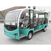珠海大丰和14座豪华电动观光车 景区游览车DFH-YL14C