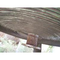 二手20平方螺旋板换热器,不锈钢螺旋板冷凝器