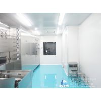 专业设计、安装、调试、维护洁净室