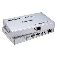 供应索飞翔HDMI单网延长器100米HD baseT延长器POE供电 网络传输器4K*2K信号放大器