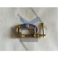 上海焊机铜地线夹-300A全铜地线夹厂家